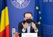 Premierul Florin Cîțu, anunț despre riscul răspândirii rapide a variantei Delta