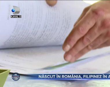 NĂSCUT ÎN ROMÂNIA, FILIPINEZ ÎN ACTE
