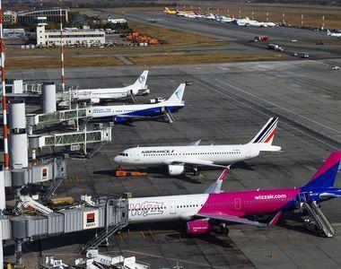 800 de angajați de la Compania Aeroporturi București, în șomaj tehnic de la 1 iulie