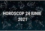 Horoscop 24 iunie 2021. Numai energii pozitive pentru o zodie. Cine este norocosul zilei?