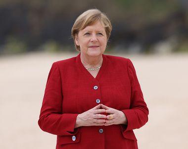 Angela Merkel, cocktail de vaccinuri! A făcut rapelul cu Moderna, după prima doză cu...