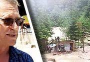 VIDEO - Viitura din Vrancea este un... paradox, spune un primar din județ