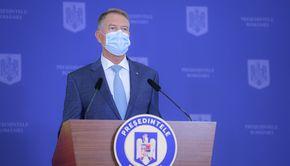 Președintele Klaus Iohannis va participa la reuniunea Consiliului European