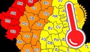 VIDEO| Cod ROȘU de caniculă în România