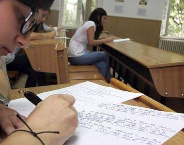 Elevii vor susține astăzi ultima probă a Evaluării Naţionale 2021
