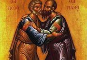 Sf. Petru și Pavel 2021. Calendar ortodox azi, 29 iunie 2021: Ce NU este bine să faci în această zi sfântă?