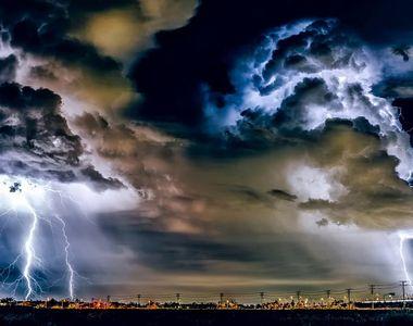 ALERTĂ METEO! Meteorologii anunță Cod portocaliu de vijelii puternice şi grindină în...