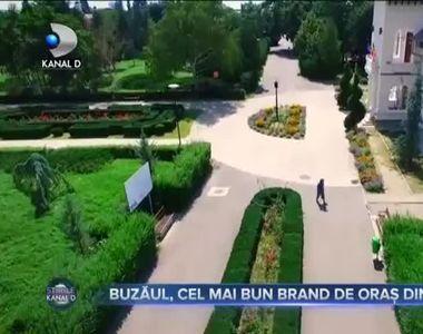 Buzăul, cel mai bun brand de oraș din Europa