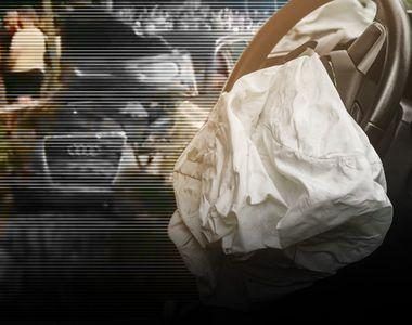 VIDEO| Patru tineri spulberați la o cursă ilegală de mașini