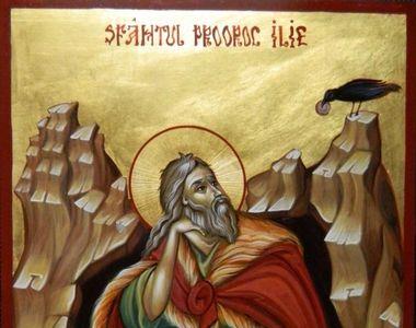 Sfântul Ilie 2021: Ce nu este bine să faci în această zi de sărbătoare? Calendar...