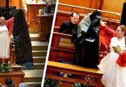"""VIDEO  - Senatoarea Diana Șoșoacă, scandal fără precedent în Parlament! """"M-a prins de față și.."""" L-ar fi LOVIT pe..."""