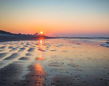 Marea Wadden, un loc unic în lume. Imagini superbe din paradis