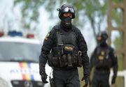 Grupări de contrabandă, protejate de polițiști corupți. Percheziții de amploare în 4 județe