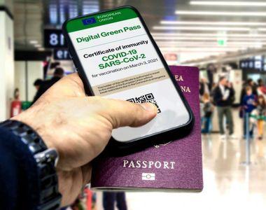 """Certificat COVID. Vezi cum se completează şi descarcă """"paşaportul"""" verde..."""