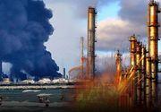 VIDEO | Explozie urmată de incendiu, la Rafinăria Petromidia din Năvodari! O persoană a MURIT