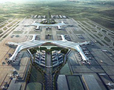 Țara care a inaugurat unul dintre cele mai mari aeroporturi din lume