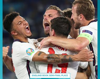 Anglia - Danemarca, a doua semifinală la Euro 2020. Englezii nu au primit niciun gol...