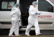 Număr record de morți în Rusia, în urma infectării cu COVID-19