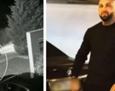 VIDEO   Mașina unui boxer, incendiată în stil mafiot