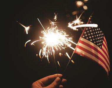 VIDEO | America a sărbătorit cu mare fast 245 de ani de la declararea independenţei