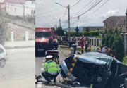 Accident rutier tragic: O gravidă a murit pe loc