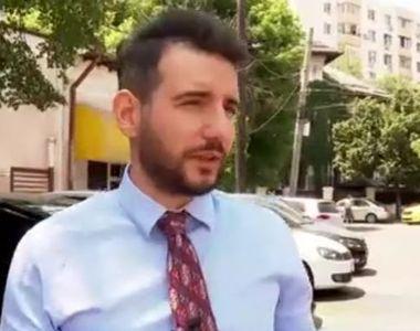VIDEO| La judecată, din cauza șobolanilor. Avocatul Adrian Cuculis merge în instanță