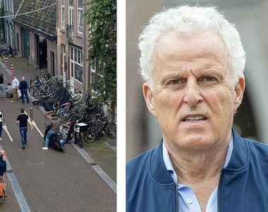 VIDEO | Un jurnalist celebru a fost împușcat în centrul orașului