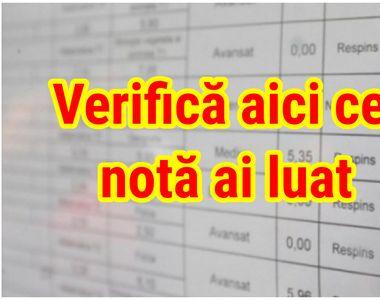 Edu.ro Rezultate finale BAC 2021 după contestaţii: Verifică online ce notă ai luat