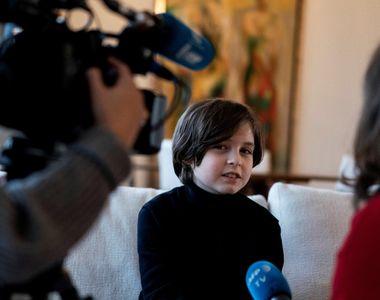 """Un băiat de 11 ani, cel mai tânăr licențiat în Fizică din lume. """"Vreau să-i fac..."""