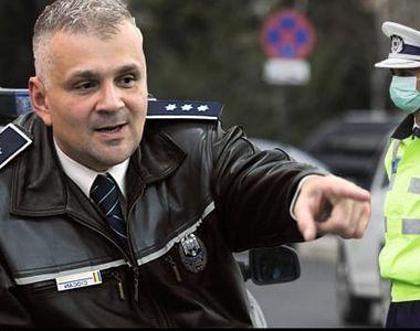 VIDEO | Comisarul Ciocan a comis 7 infracțiuni într-un minut. Ce amendă record a primit