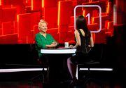 """Rodica Popescu Bitănescu, dezvăluiri uluitoare aseară, la """"40 de întrebări cu Denise Rifai""""  """"Sunt pregătită pentru orice!"""""""