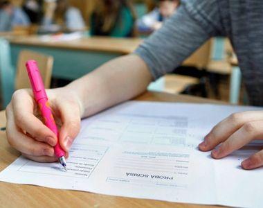 Explicația Inspectoratului, după ce o elevă a obținut nota 3 la Evaluarea Națională,...