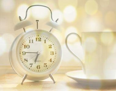 Mesaje de bună dimineaţa la cafea