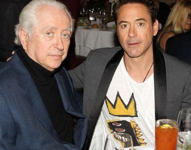 A murit cineastul american Robert Downey Sr.