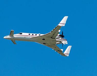 Un avion cu 9 persoane a bord s-a prăbușit în Suedia, imediat după decolare