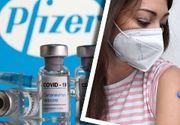 VIDEO | Pfizer vrea autorizare pentru a treia doză de vaccin anti-Covid, având în vedere răspândirea variantei Delta