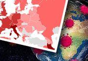 VIDEO | Lista statelor cu risc epidemiologic a fost actualizată. Spania intră pe lista galbenă