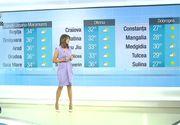 Prognoza meteo - vineri, 9 iulie 2021