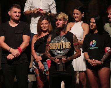 Zannidache este câștigatorul Survivor România 2021!
