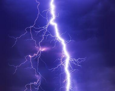Avertizare METEO! Cod galben de ploi torențiale în mai multe zone din țară