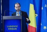 """Ludovic Orban: """"Îi îndemn pe cetăţenii moldoveni să iasă în număr cât mai mare la vot, astăzi, pentru că de acest vot depinde viitorul democratic al Republicii Moldova"""""""