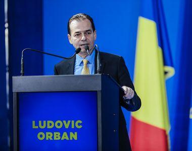 """Ludovic Orban: """"Îi îndemn pe cetăţenii moldoveni să iasă în număr cât mai mare la vot,..."""
