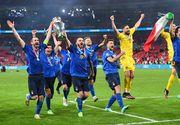 Italia a câștigat Euro 2020, după ce a învins Anglia în finală, la loviturile de departajare