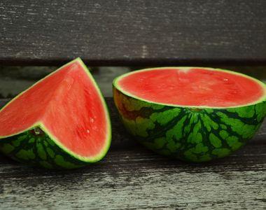 Dieta cu pepene galben și roșu: Cum poți să slăbești rapid