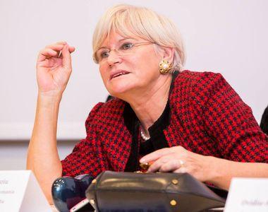 """Monica Tatoiu:  """"Am o pensie mare"""" - Cât încasează lunar fosta femeie de afaceri"""
