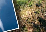 VIDEO | Imagini apocaliptice au fost surprinse în România, unde un vârtej extrem de rar a făcut prăpăd