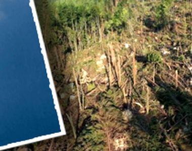 VIDEO   Imagini apocaliptice au fost surprinse în România, unde un vârtej extrem de rar...