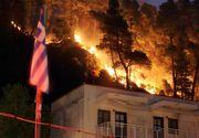 Alertă în Grecia: Caniculă și risc de incendii. Anunțul MAE