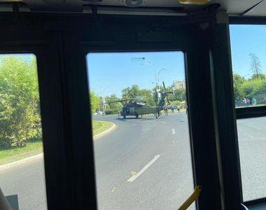 Reacția Ambasadei SUA după ce un elicopter militar a aterizat de urgență pe o șosea din...