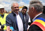 VIDEO |  Liviu Dragnea a fost eliberat din închisoare/Imagini și primele declarații ale fostului lider PSD